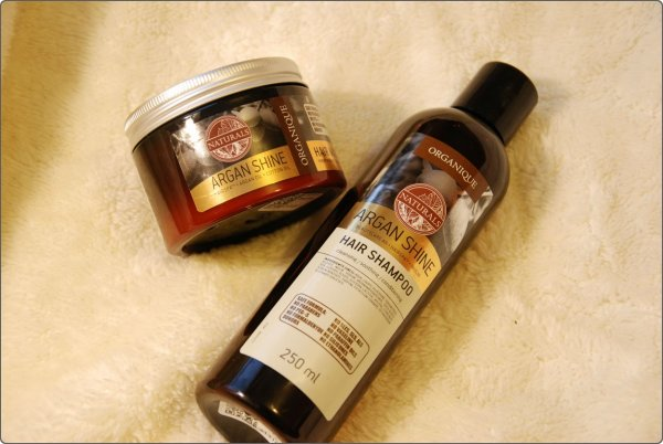 argan shine organique