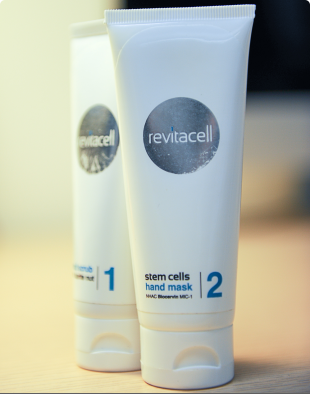 Revitacell Stem Cells Hand Set